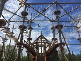 Веревочный парк 5