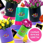 Самые яркие цветы Juicy Flowers!