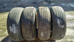 4 летних шины Bridgestone Dueler H/T 840 265/65R17