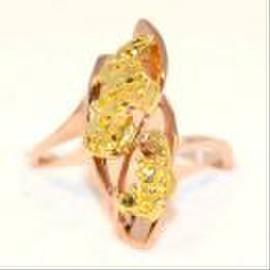Ювелирные украшения с золотыми самородками высшей 850-950 пробы. 8