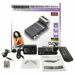 AV ресиверы Konig DVB-T HDMI10