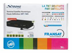 AV ресиверы Strong SAT-SRT7403