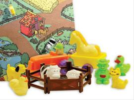 Игровой коврик Ферма (новый, Бельгия)