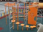 Детские игровые площадки для улицы (древесина, фанера, пластик,