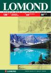 Глянцевая фотобумага для струйной печати, A4, 130 г/м2, 50 листо