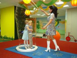 Шоу мыльных пузырей для взрослых и детей 5