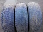 3 летних шины Dunlop Gradtrek SJ6 225/60R18