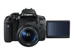 цифровые фотоаппараты Canon 750D + EF-S 18-55 IS STM
