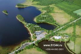 Финляндия: коттеджи на берегу озера, рыбалка. Цены от владельца! 2