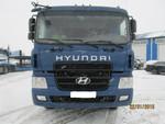Грузовой тягач седельный Hyundai HD-500
