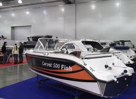 Продаем катер (лодку) Корвет 500 Fish 4