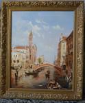 Продам картину итальянского художника