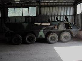 бронетранспортер OТ-64 удобный и безопасный автомобиль для всей  3