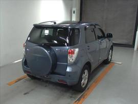 Daihatsu Bego полноприводный внедорожник 4
