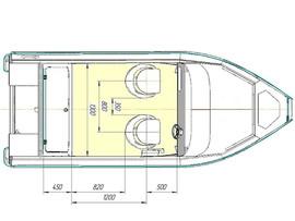 Продажа катеров Беркут S Jacket, организуем доставку по России 2