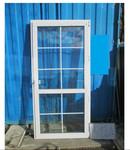 2060 (в) х 1000 (ш) Б/У дверь пластиковая № Д 512 и много разных