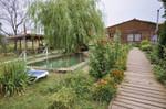 Прекрасный отдах на берегу озера:рыбалка,баня,база отдыха.Анапск