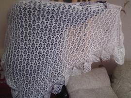 Как постирать платок паутинку в домашних условиях