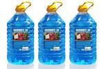 Жидкость незамерзайка -30 С