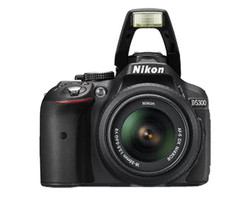 цифровые фотоаппараты Nikon D5300 + 18-140mm VR