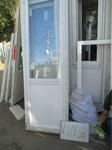 2220 (в) х 750 (ш) НОВОЕ дверь пвх №Д1119 и много разных