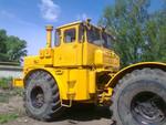 К-701 трактор Кировец, Воронеж