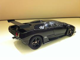 Модель LAMBORGHINI DIABLO GTR Black 1 18 Auto Art 7