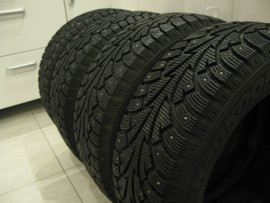 Шины зимние Hankook Winter ixPike (195/60R15) 2