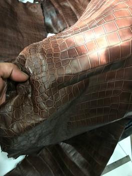 Продажа кожи крокодила, для пошива одежды, обуви и аксессуаров! 2