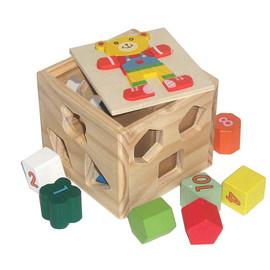 Игрушки деревянные развивающие 6