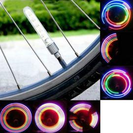 Cветящиеся 5LED колпачки на колеса