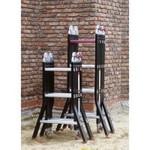 Altrex Varitrex Prof Powder Coat MPR 4x3 - Folding Ladder