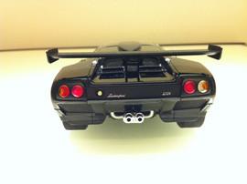 Модель LAMBORGHINI DIABLO GTR Black 1 18 Auto Art 8