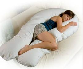 Подушка для беременных в форме U! НОВАЯ! НЕДОРОГО!