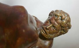 Бронзовая статужтка Похищение Сабинянок.70 см. Выбрать подарок 7