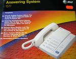 Телефон с автоответчиком AT&T 1511 (США) новый
