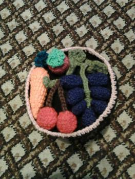 Вязаные игрушки крючком.. :-) 5
