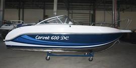 Продаем катер (лодку) Корвет 600 DC
