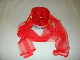 карнавальные шляпы 6