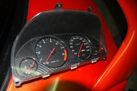 Оклейка автомобиля карбоновой пленкой. Тюнинг авто карбоном. 3D  2