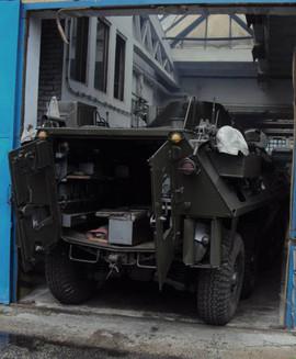 бронетранспортер OТ-64 удобный и безопасный автомобиль для всей  8