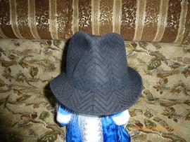 Шляпа мужская 2