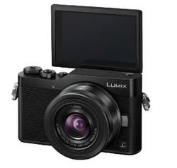 цифровые фотоаппараты Panasonic DC-GX800 + 12-32mm f/3.5-5.6