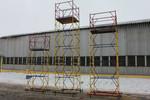 Аренда строительной вышки туры в Ногинске