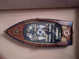Ключница-лодка