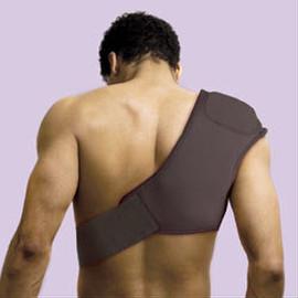 Фиксатор для плеча с магнитами