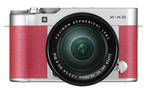 Fujifilm X-A3 + XC16-50mm