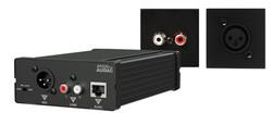 AV ресиверы AUDAC WP45LM/B