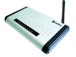 Sandberg Wireless G54 Router (Silver)