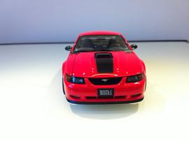 Модель FORD Mustang mach 1 2003 1 18 Auto Art 5